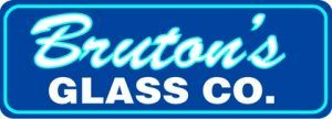 Logo, Bruton's Glass Co